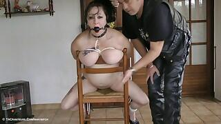 MaryBitch - Bondaged On The Chair Pt1 Videos